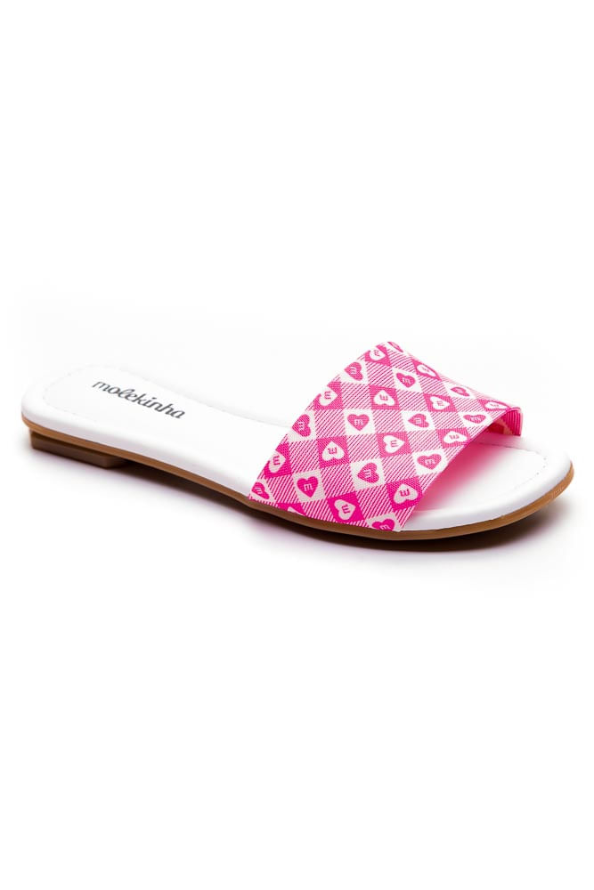 Chinelo-Molekinha-Pink