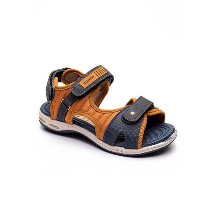 A-Sandalia-Papete-Infantil-Menino-Camin-3965-985-Marrom