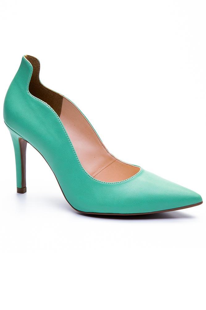 Sapato-Scarpin-Bebece-Verde