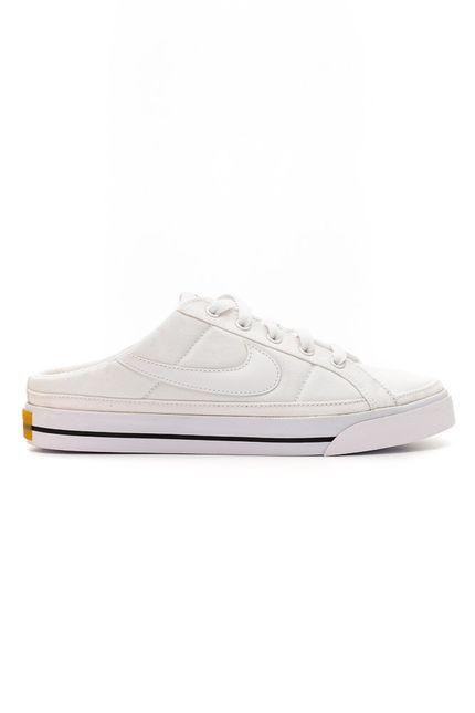 Tenis-Mule-Feminino-Nike-Court-Legacy-Branco