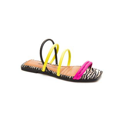 Sandalia-Rasteira-Feminina-Dakota-Multicolorido