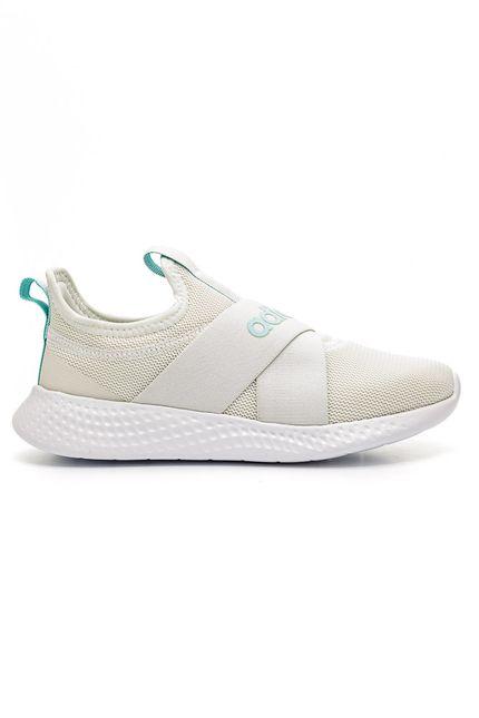 Tenis-Slip-On-Feminino-Adidas-Puremotion-Adapt-Branco