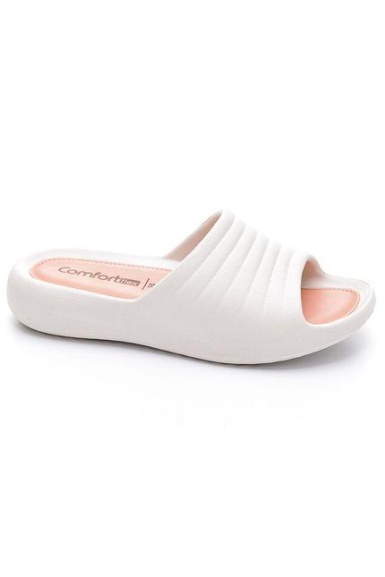 Chinelo-Conforto-Feminino-Comfortflex-Off-White
