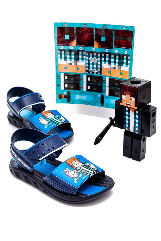 Sandalia-Casual-Menino-Juvenil-Grendene-Authentic-Games-Azul