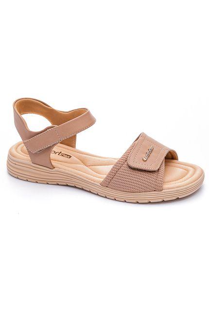 Sandalia-Conforto-Feminina-Comfortflex-Nude