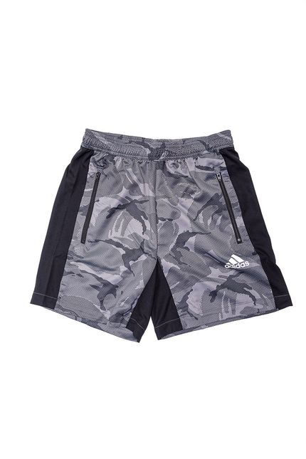 Bermuda-Esportiva-Masculina-Adidas-H28793-Cinza-Escuro