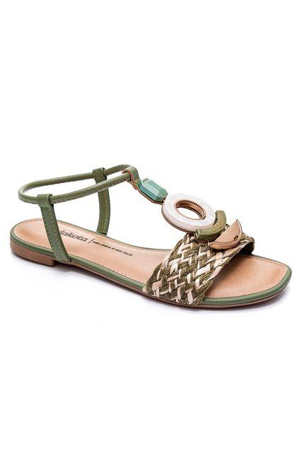 Sandalia-Rasteira-Feminina-Verde
