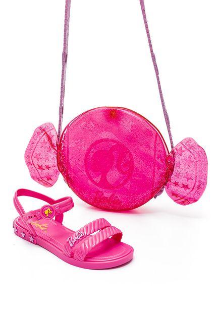 Sandalia-Casual-Menina-Juvenil-Grendene-Barbie-Rosa-