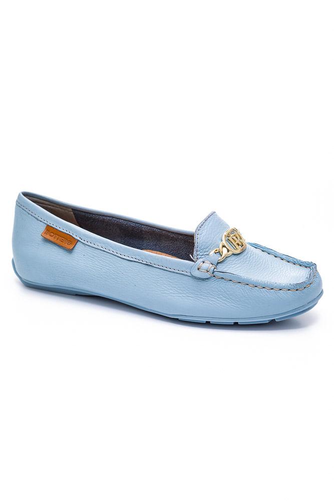 Sapato-Mocassim-Bottero-Azul-Claro