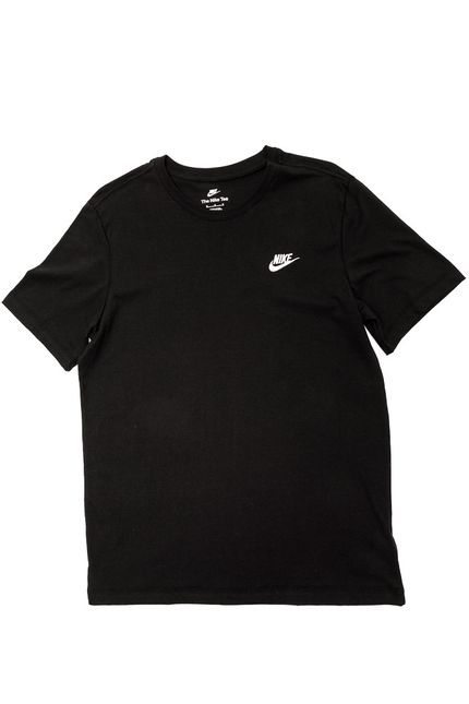 Camiseta-Masculina-Nike-Sportswear-Club-Ar4997-013-Preto