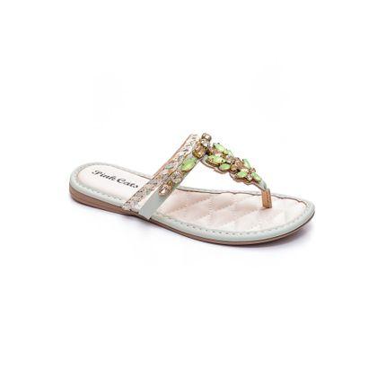 Chinelo-Dedo-Menina-Juvenil-Pink-Cats-V2241-02-Verde-Claro-