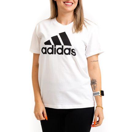 Camiseta-Casual-Loungewear-Adidas-Gl0649-Branco