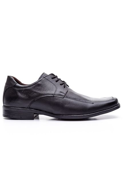 Sapato-Social-Derby-Masculino-Diniz-0970-Couro-Preto