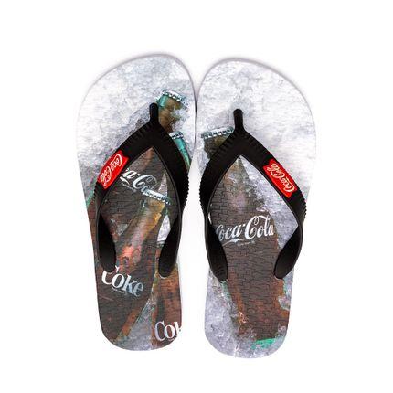 Chinelo-De-Dedo-Masculino-Coca-Cola-Preto