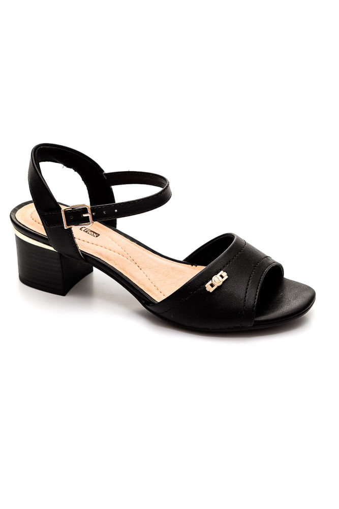 Sandalia-Conforto-Salto-Medio-Feminino-Comfortflex-Preto