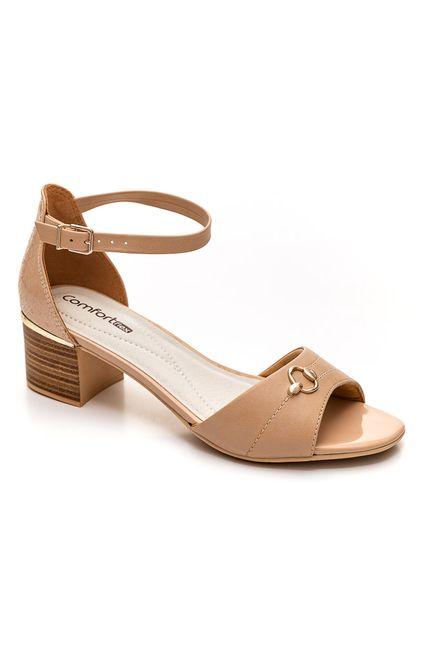 Sandalia-Conforto-Salto-Medio-Feminino-Comfortflex-Nude