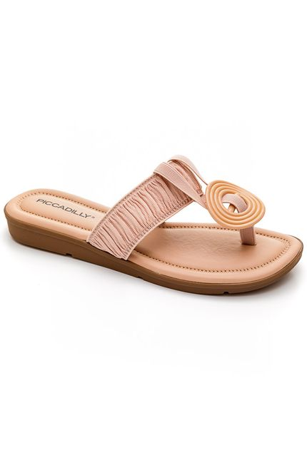Chinelo-Conforto-Piccadilly-Bege