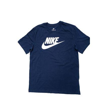 Camiseta-Casual-Masculina-Nike-Sportswear-Marinho
