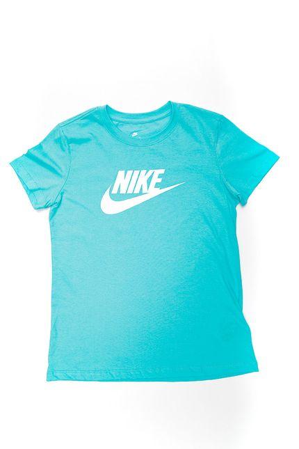 Camiseta-Nike-Sportswear-Essential-Azul