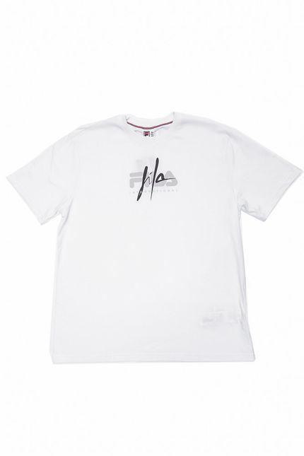Camiseta-Casual-Masculina-Fila-Signature-F11l518142-Branco